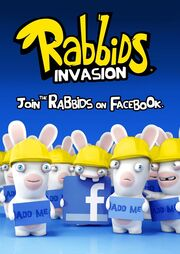 Rabbids invasion poster