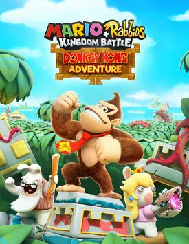 Mario Rabbids Donkey Kong DLC cover1