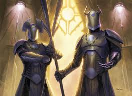 Orzhov Knight Ravnica Archive Wiki Fandom Works relatively well even without the yet to be playable orzhov shocklands, i recommend going for human instead of. orzhov knight ravnica archive wiki