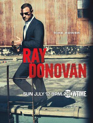Ray Donovan Season 3 poster