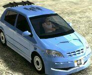 Clio's Cruiser Set - F