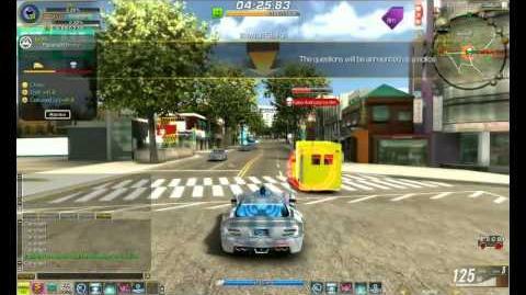 RayCitySea Ambulance PQ