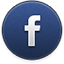 Facebook icon active