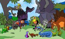 EP 167 - The Dinosaur Book