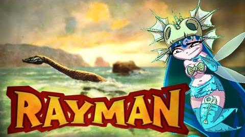 Rayman Origins Monstro do Lago Ness =O 5