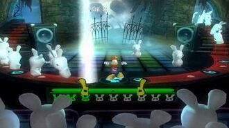 Rayman Raving Rabbids - Deep down, Bunnies are rockers 2 (1000 1000)