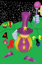 Magician kindamurder