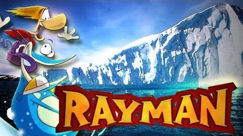 Rayman Origins Terra de Gelo 4 - Detonado Let's Play - PC Xbox 360 PS3 - Em português