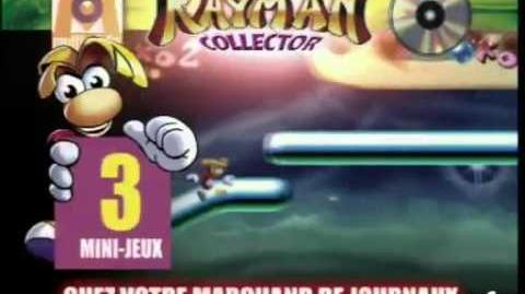 Rayman Collector PUB 19 secondes