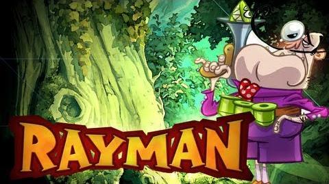 Rayman Origins O Despertar das Bruxas 1