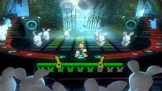 Rayman Raving Rabbids - Bunnies get a kick out of Hip-Hop 2 (1000 1000)