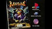 Rayman Commercial (1995)