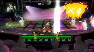 Rayman Raving Rabbids - Bunnies are raving mad 1 (1000 1000)