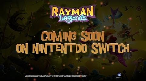 Rayman Legends Definitive Edition on Nintendo Switch Michel Ancel Interview