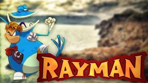 Rayman Origins Peixes Infernais 6-1