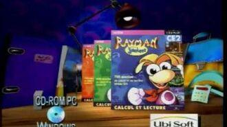 Rayman Junior Commercial