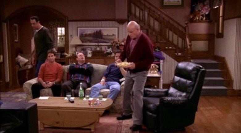 Everybody Loves Raymond Living Room