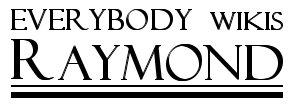 Everybodywikisraymond