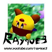 Rayque3 logo