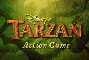 Tarzan Action Game Walkthrough Series