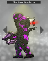 Pink Predator