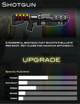 1 Shotgun