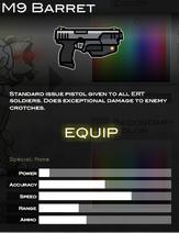 M9 Barret(Raze 3)