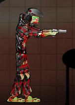 Raze zombie marine