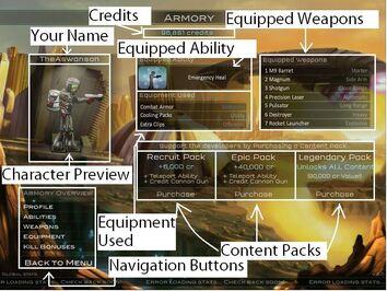 Raze 2 Armory