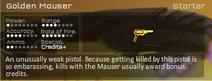 Golden Mauser