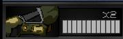 Shredder clips