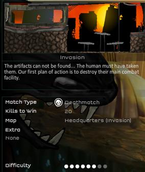 Lvl 3 alien details