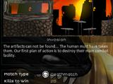 Level 3 Alien: Invasion