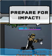 Prepare for impact 5