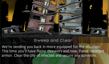 Sweep 'n Clear