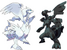 Reshiram and Zeskrom