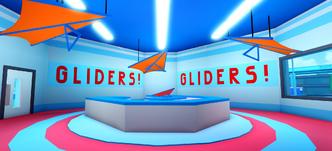Glider Store Interior