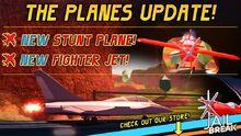Plane Update
