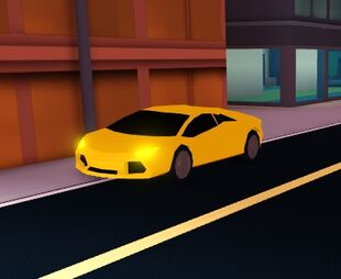 Lamborghini | ROBLOX Jailbreak Wiki | FANDOM powered by Wikia
