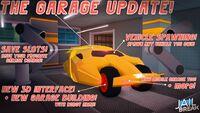 The Garage update