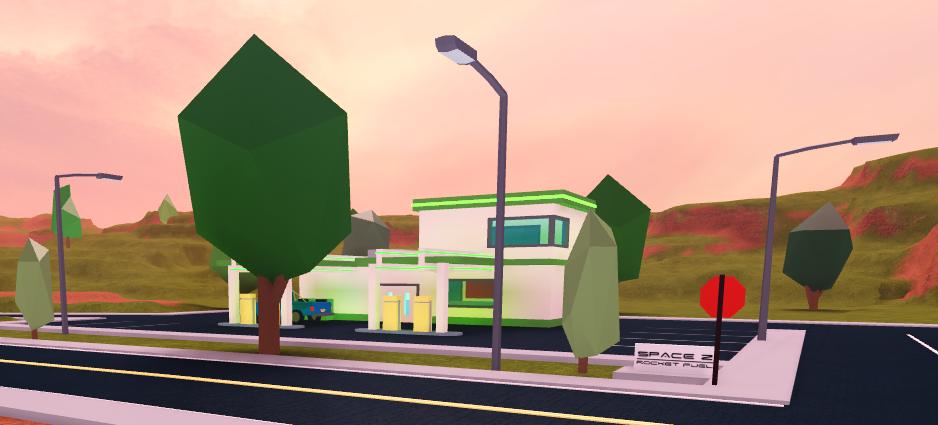 Gas Station 1 | ROBLOX Jailbreak Wiki | FANDOM powered by Wikia
