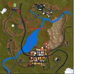 Mapa do camaro