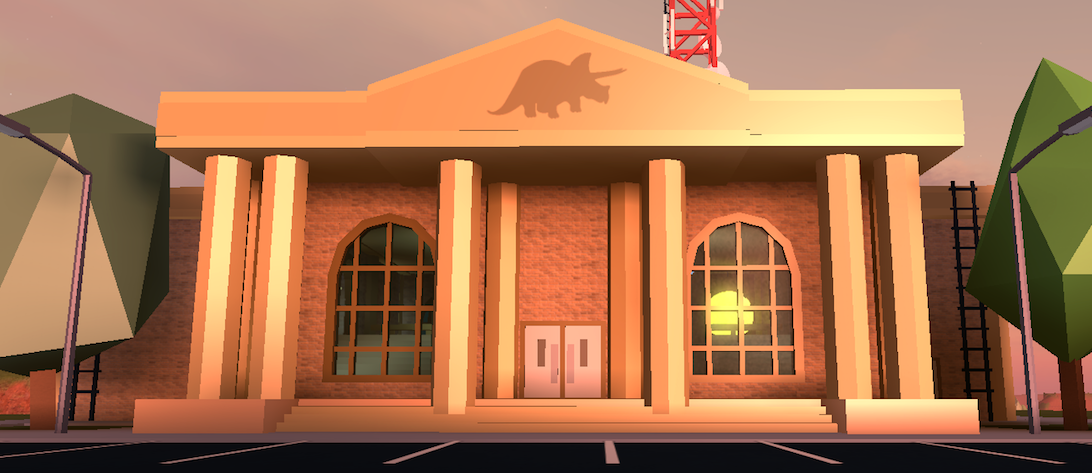 Museum roblox jailbreak wiki fandom powered by wikia the museum right next to the radio tower publicscrutiny Images