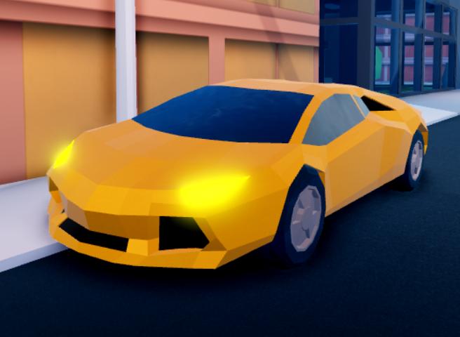 Lamborghini Jailbreak Wiki Fandom