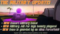 Militaryupdate