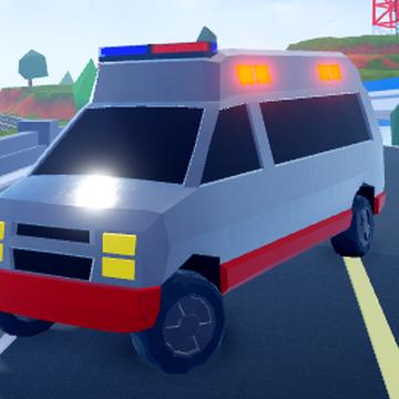 Ambulance Jailbreak Wiki Fandom