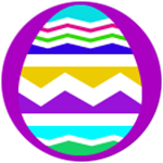 EasterBadge
