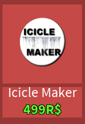 IcicleMaker