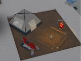 Ice Mountain Base Camp