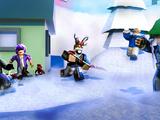 Snow Ball Fighting Simulator
